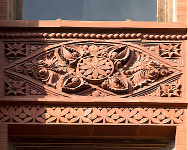 Wainwright Building details - III