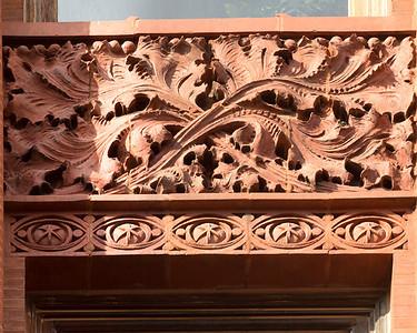 Wainwright Building details - V