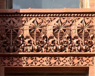Wainwright Building details - II
