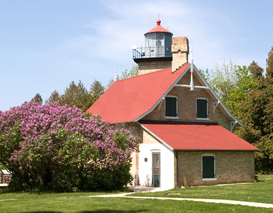 Eagle Bluff Lighthouse I