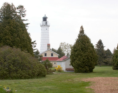 Cana Island Lighthouse I