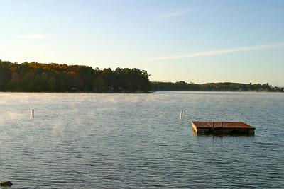 Morning On Lake Nebagamon