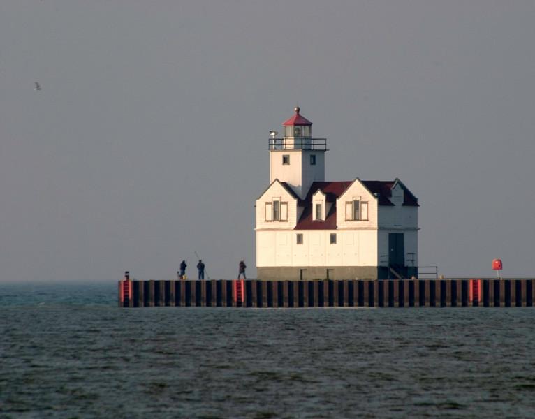 Kewaunee Lighthouse III