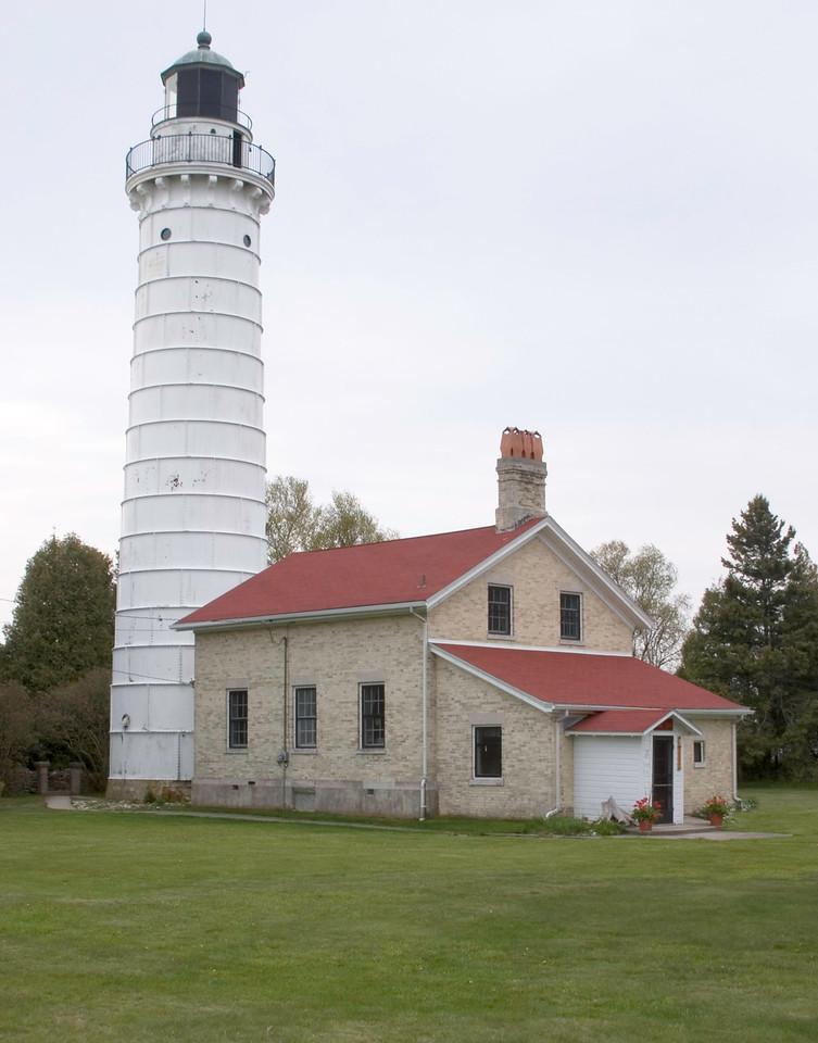 Cana Island Lighthouse II