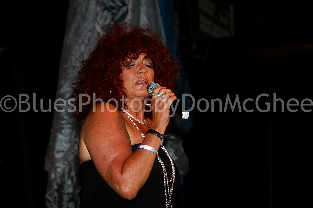 Kathleen Murray<br /> DBS Fundraiser  Blues Girls of Summer<br /> Hastings Street Ballroom