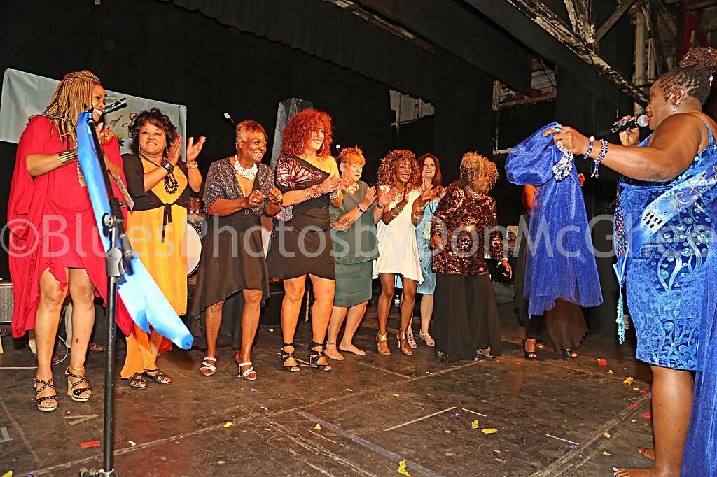 """Detroit's Blues Women & Thornetta Davis - Detroit's Queen of the Blues  <br> <a href=""""http://thornettadavis.com/"""" target=""""_blank"""">www.thornettadavis.com/</a>"""