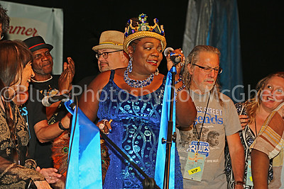 JoAnn K, James Jamalot Anderson, RJ Spangler, Thornetta Davis - newly crowned Detroit's Queen of the Blues, Mike Rembor, Nikki James   www.thornettadavis.com/