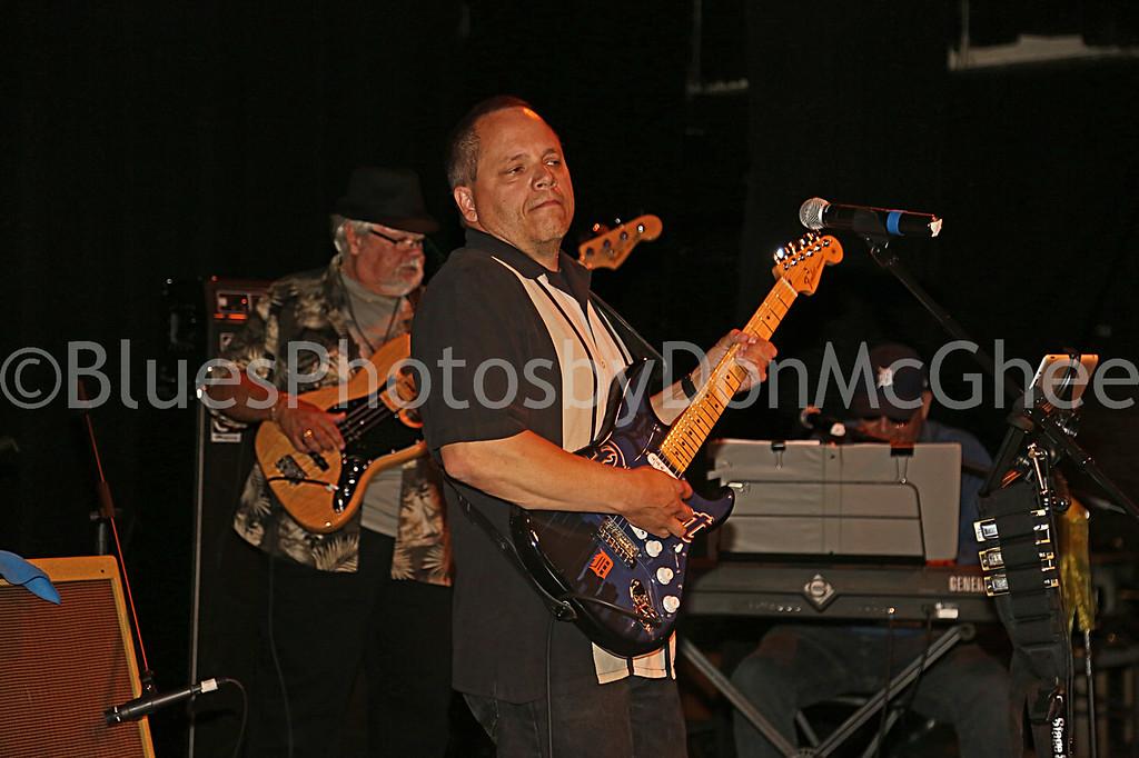 "Hal Christiansen, Dave Stosiak, Jerry ""Poppa G"" Czernel<br /> Marley and Spoonful"