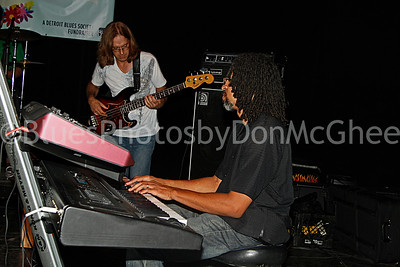 John Abraham, Phil Hale Tosha Owens and the GTO Band