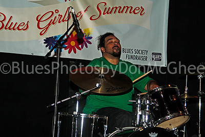 Gabe Gonzalez Tosha Owens and the GTO Band
