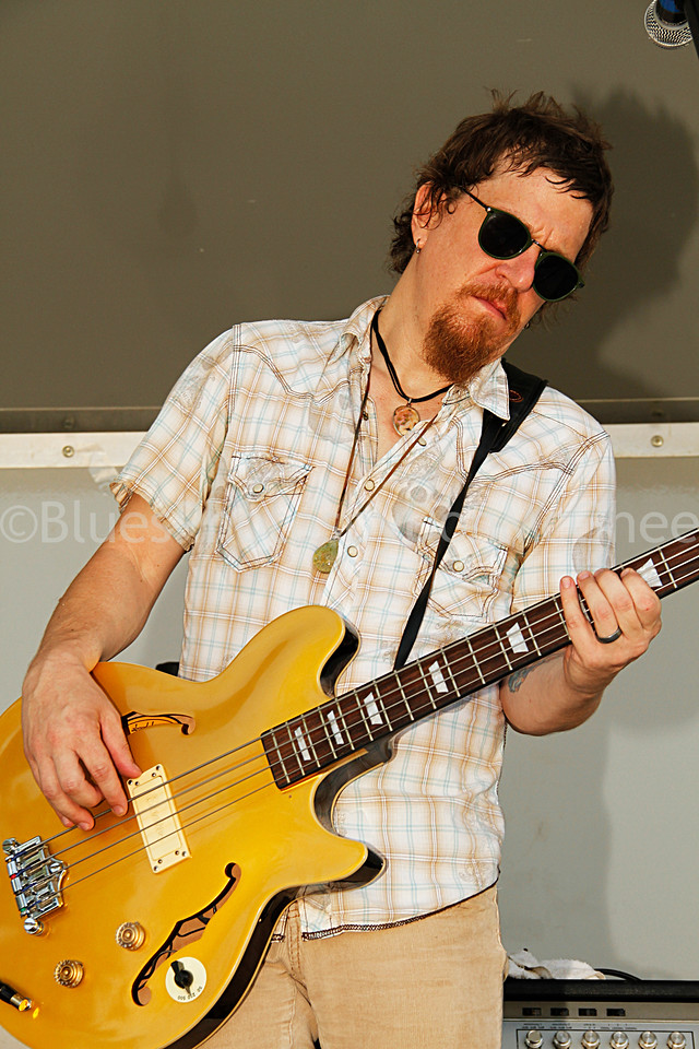 Todd Bowers<br /> The Steepwater Band