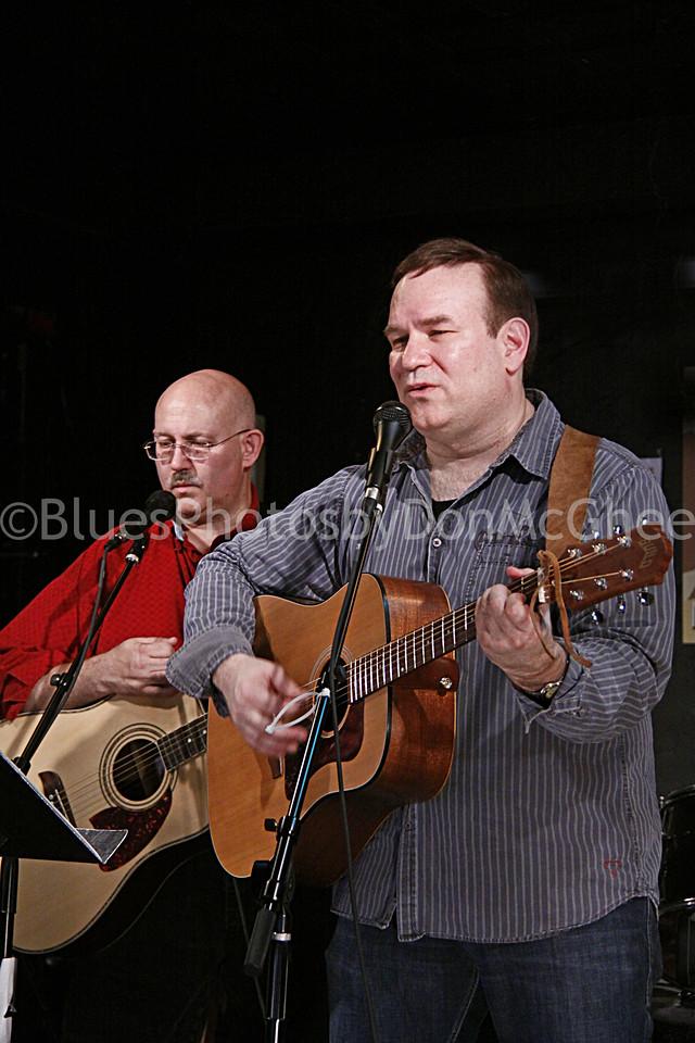Steve Brook, Rick Garlick