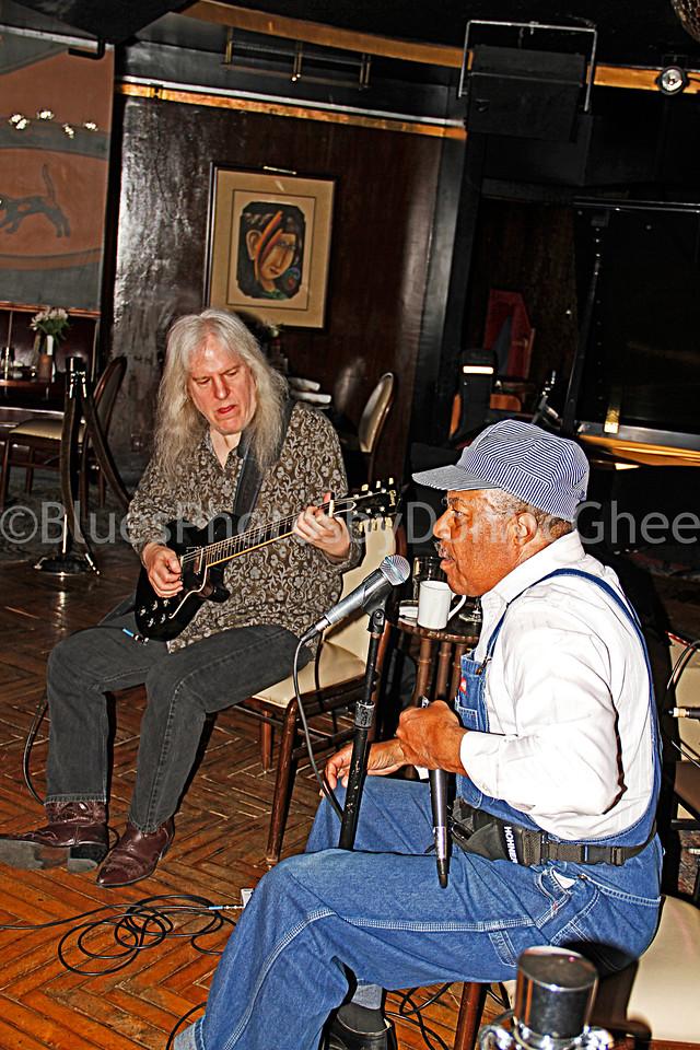 Howard Glazer, Harmonica Shah