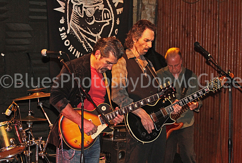 Rick Stel, Jimmy McCarty, Marvin Conrad<br /> Mystery Train