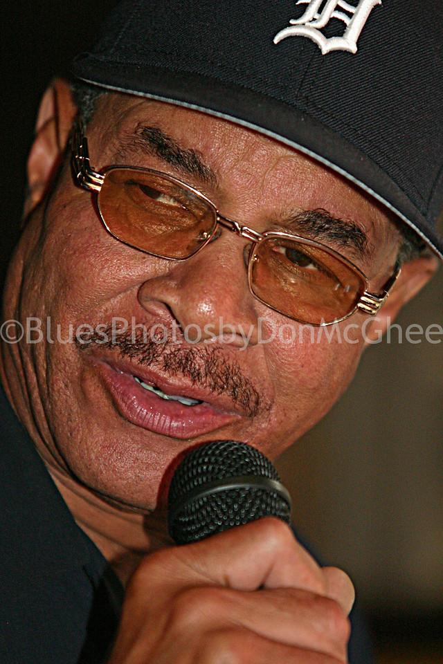 """Odell """"Blues Boy D"""" McDowell"""