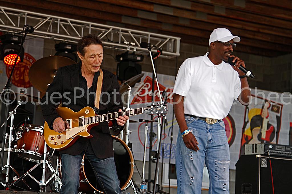 Bobby Murray, Lenny Watkins