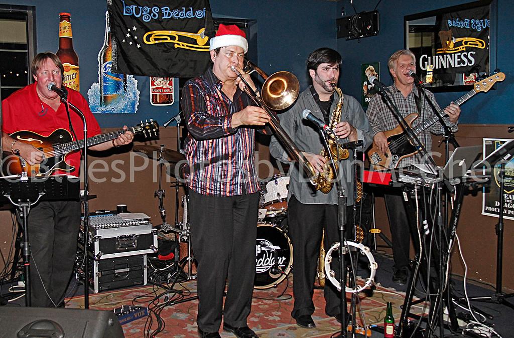 """Todd Dikeman, Bugs Beddow, Daryl Bean, John Marker <br>Bugs Beddow Band <br><a href=""""http://www.bugsbeddow.com"""" target=""""_blank"""">www.bugsbeddow.com</a>"""