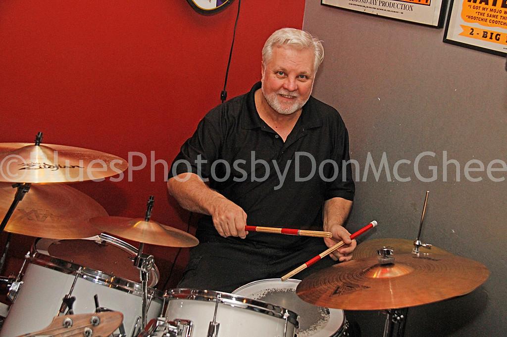 "Mike ""Cuda"" Lozen<br /> Mike Espy band"