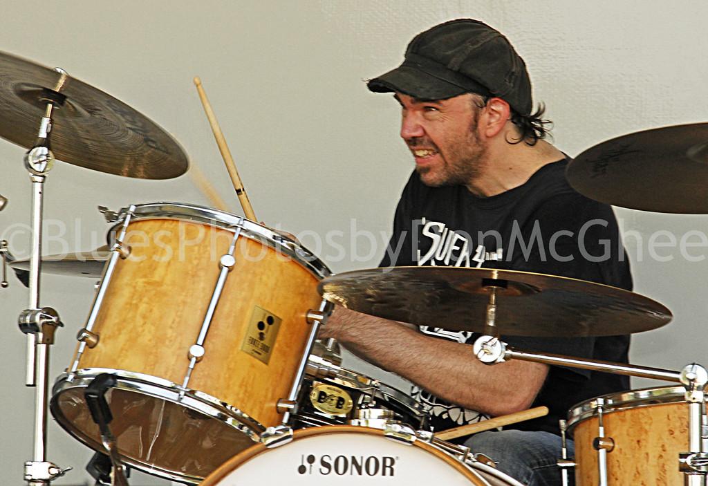 Joe Winters<br />  The Steepwater Band