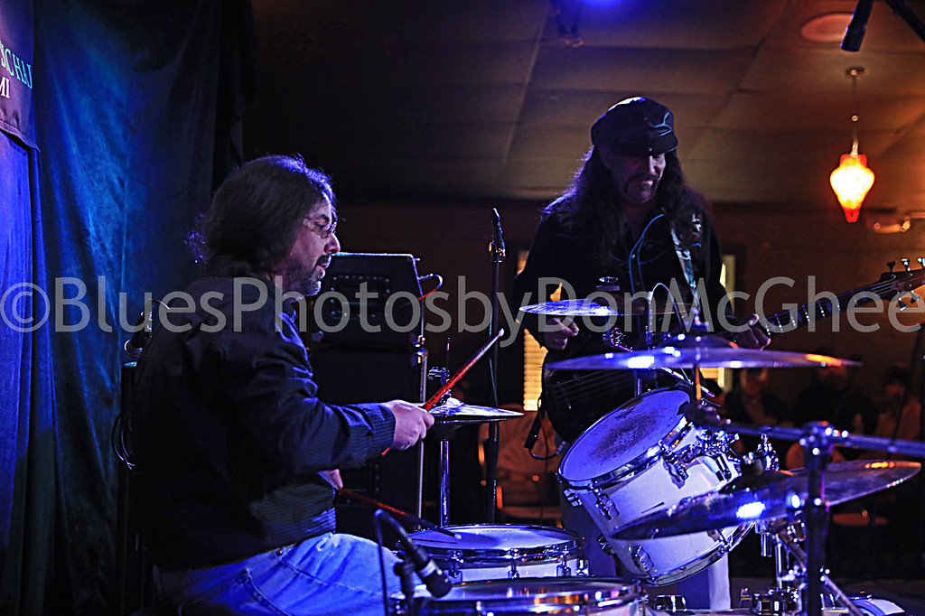Rick Westerinen, Chris St Onge - Crossfire Blues Band
