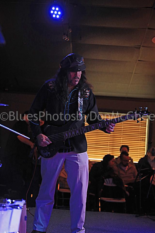 Chris St Onge - Crossfire Blues Band