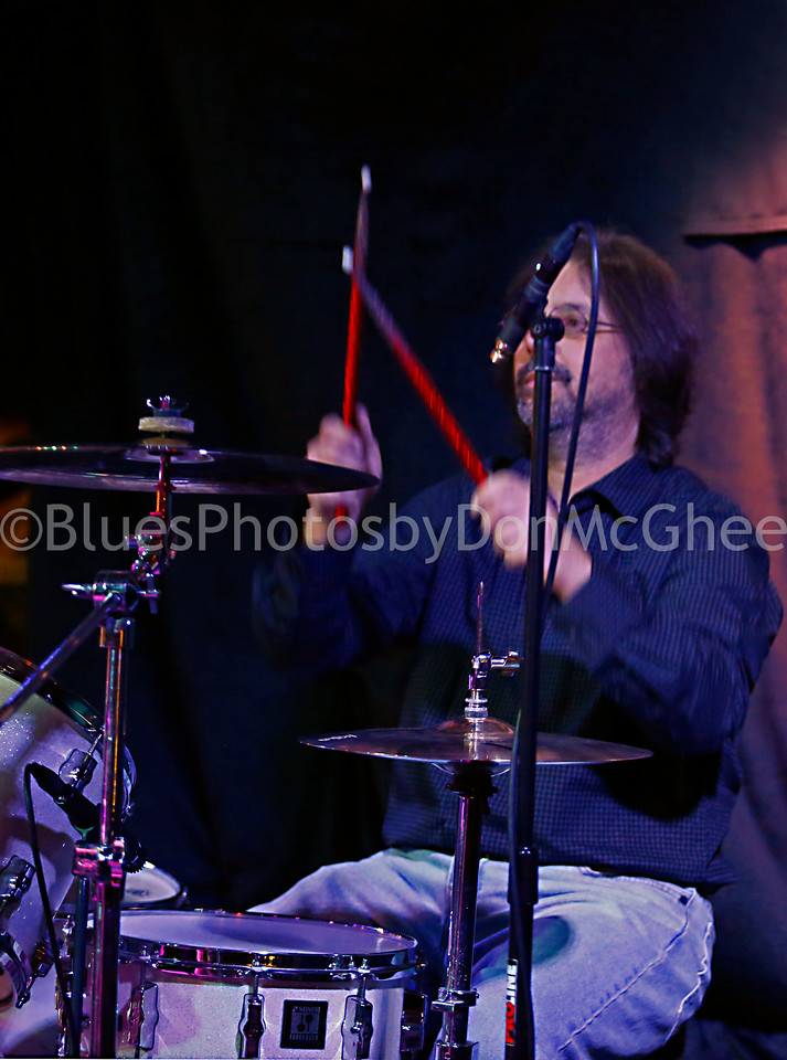 Rick Westerinen - Crossfire Blues Band