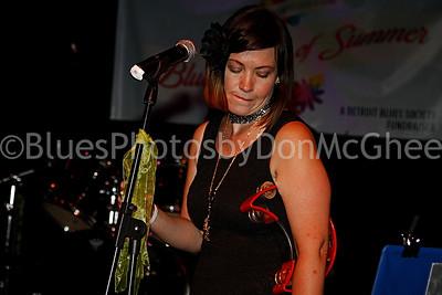Chrissy Morgan