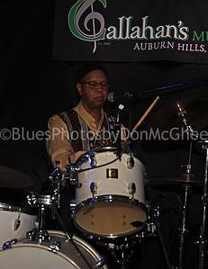 Detroit Blues Society Blues Challenge Finals Callahan's Music Hall Auburn Hills MI 10292017