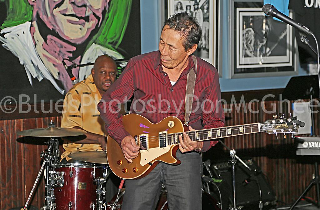 Curtis Sumter, Bobby Murray