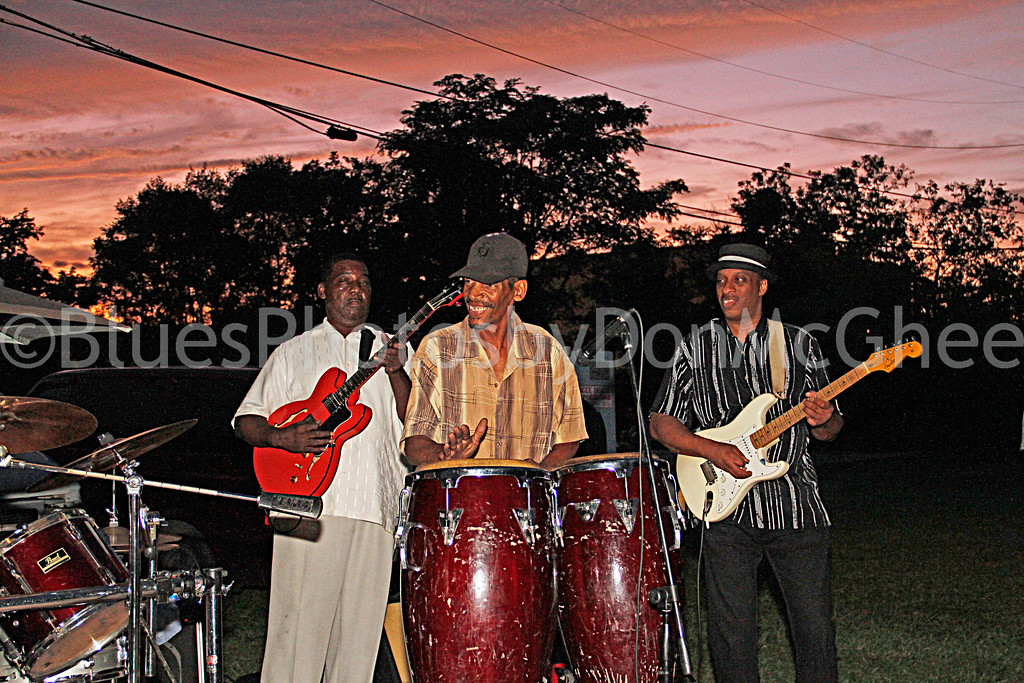 Kenney Mitchell and friends