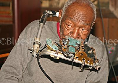 Uncle Jessie White 2007