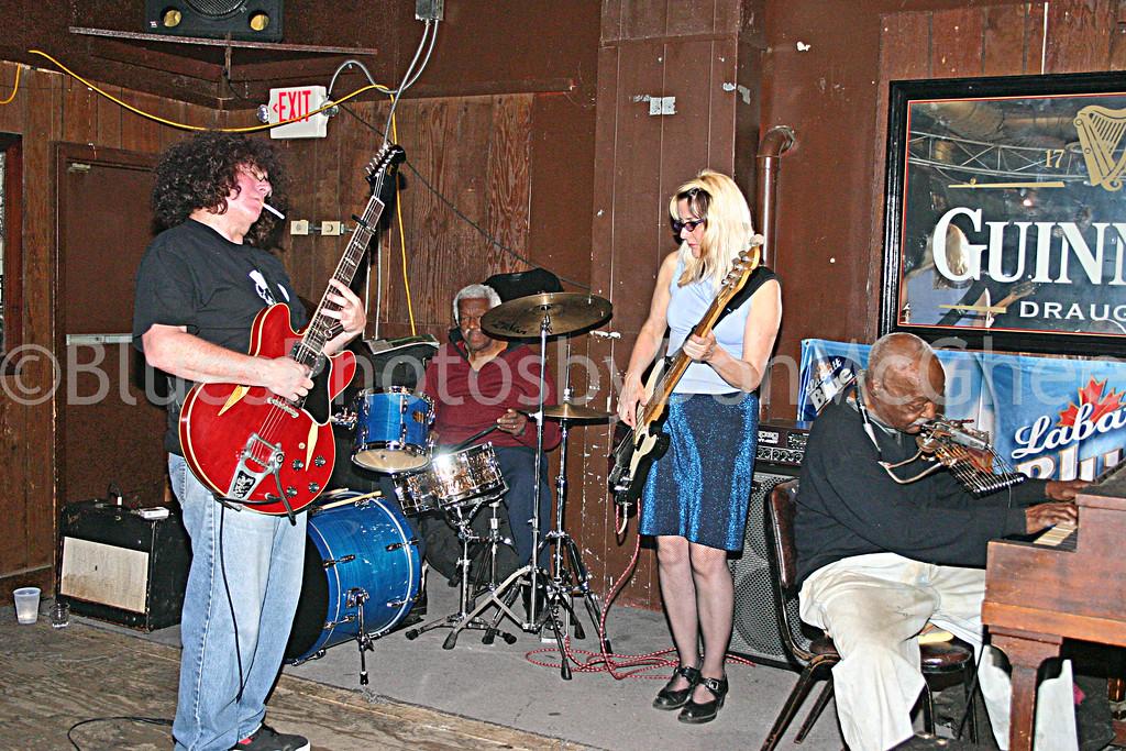 ***HOT****Jeff Grand, Duke Dawson, Betty Brownlee, Uncle Jessie White 2005