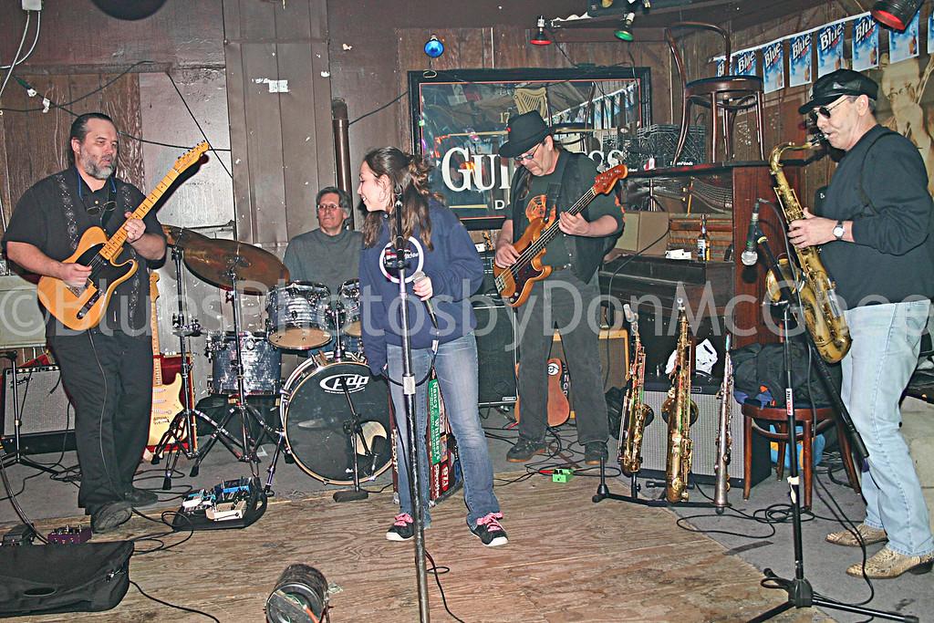 Dan DeKuyper, Dave Marcaccio, Sunny GIrl 2005