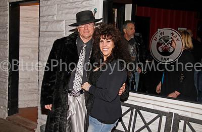 Dale Robertson, Tina Kourtesis