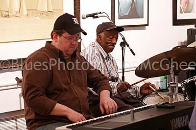 Shawn McDonald, Duke Dawson, Scarab Club