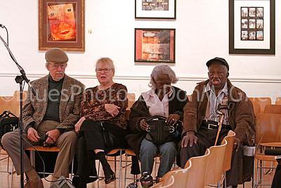 Bob Codish, Mrs. Toni Spider, Ruby & Duke Dawson, Scarab Club