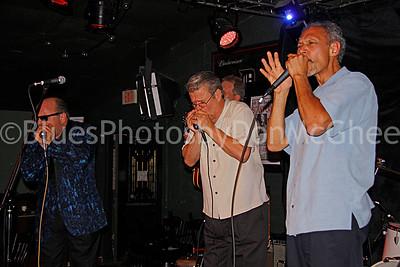 Wailin' Dale, Garfield Angove, Tomas Esparza - Detroit Harpfest  Callanan's Auburn Hills 2010
