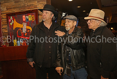 Kenny Parker, Jeff Yondrick, Stephen Crane