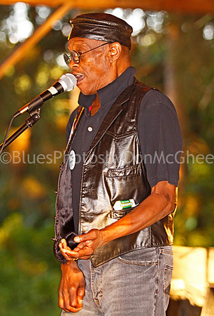 "Horace ""Little Leon"" Mills Memphis Mi Blues Fest 2010"