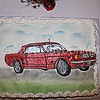 Sir Mack Rice's 75th birthday cake
