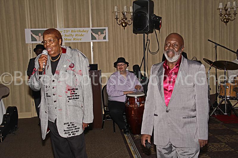 "Sir Mack Rice, RJ Spangler, Charles ""Buddy"" Smith"