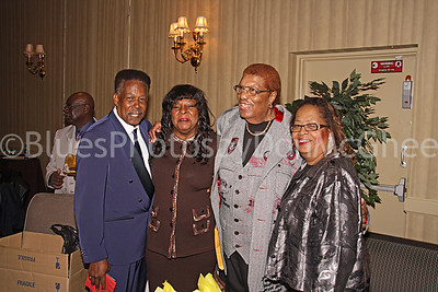 Eddie Floyd, Martha Reeves, Sir Mack Rice, Ortheia Barnes-Kennerly