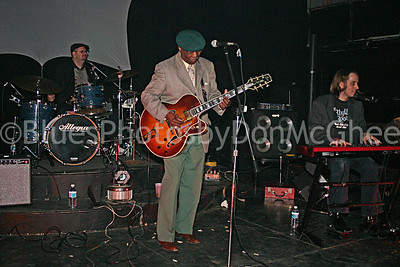 RJ Spangler, Johnnie Bassett, Chris Codish