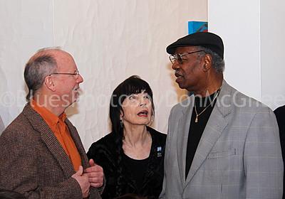 RogerWhite, Jo Ann Korczynski, Johnnie Bassett