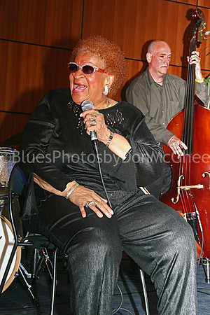 Alberta Adams, Kurt Krahnke Jazz & Blues @ the Southfield Library 2005