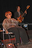 Alberta Adams, Mike Marshall<br /> DBS Hastings Street Reunion 2011