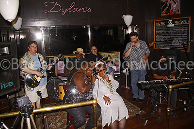 "Paul Carey, Terry ""Thunder"" Hughley, Thornetta Davis, R J Spangler, Alberta Adams, Dan Devins, Phil Hale"