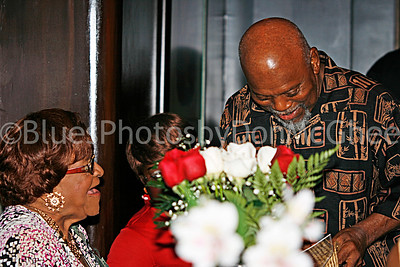 Marcus Belgrave wishes Alberta Adams happy birthday