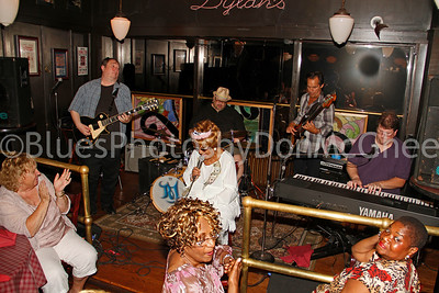 Alberta Adam's 94th birthday party Dylan's Raw Bar 2011