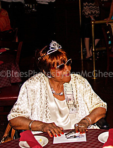 Alberta Adams at 95th birthday party Dylan's Raw Bar 2012